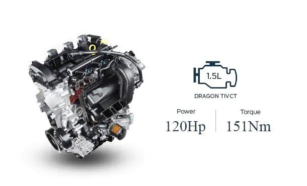 New FORD ECOSPORT-vinh-nghe-an-Động cơ 1.5L Dragon Ti-VCT