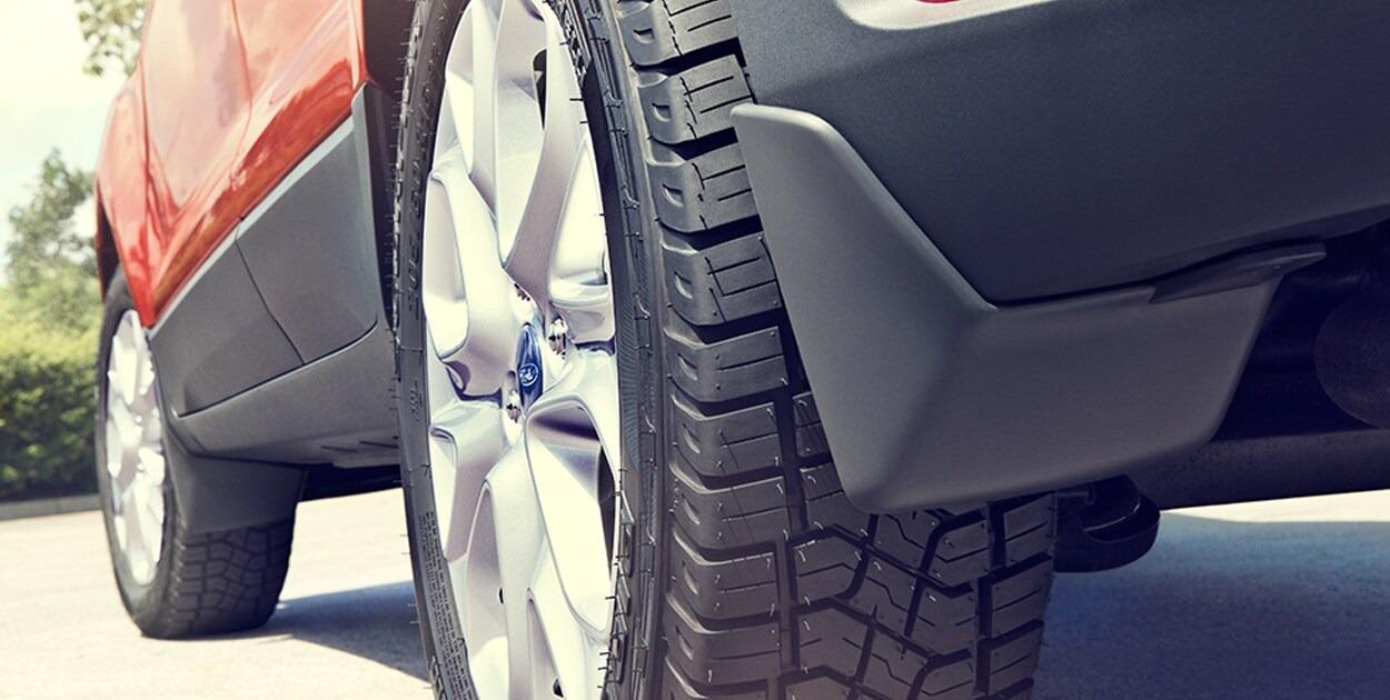 New FORD ECOSPORT-vinh-nghe-an-Ốp chắn bùn bánh xe