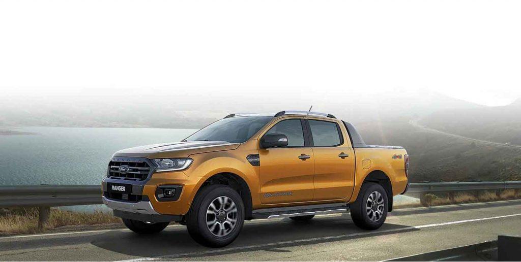 Mua bán Ford Ranger Nghệ An