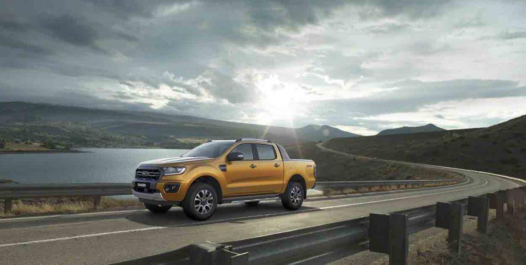 Mua bán xe Ford Ranger Nghệ An