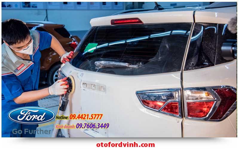 Bảo dưỡng xe ford hàng đầu tại Vinh, nghệ An; Hà Tỉnh, Quảng bình