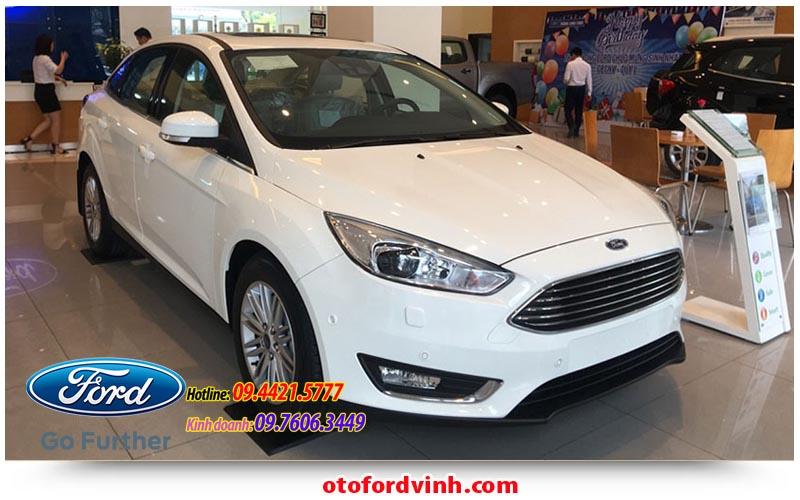 Ford Focus mới tại Vinh, nghệ An; Hà Tỉnh, Quảng Bình