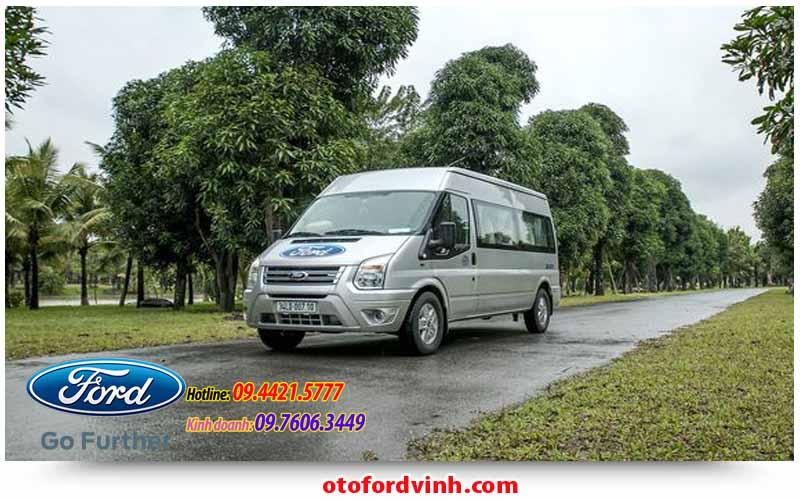 Ford Transit 2019 tại Vinh, nghệ An; Hà Tỉnh; Quảng Bình
